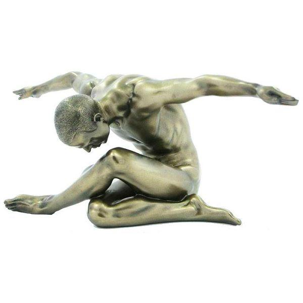 Gymnast 26 x 10 cm