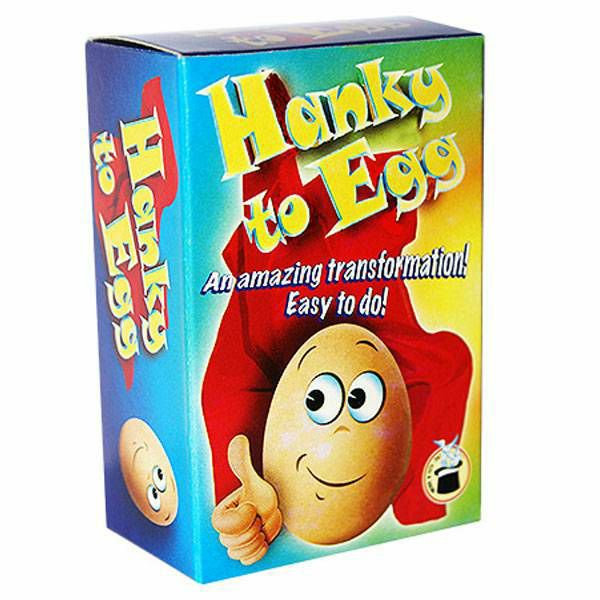 Hanky to Egg