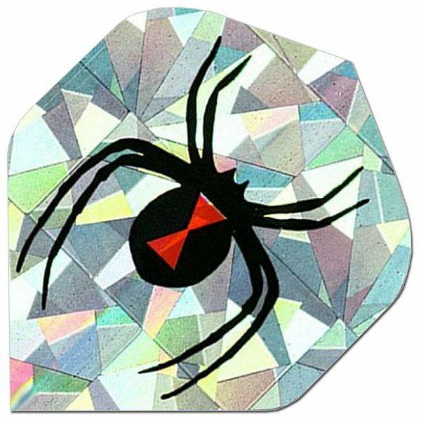 Holographic 2D Standard Black Spider