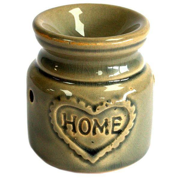 Home Oil Burner Blue Stone