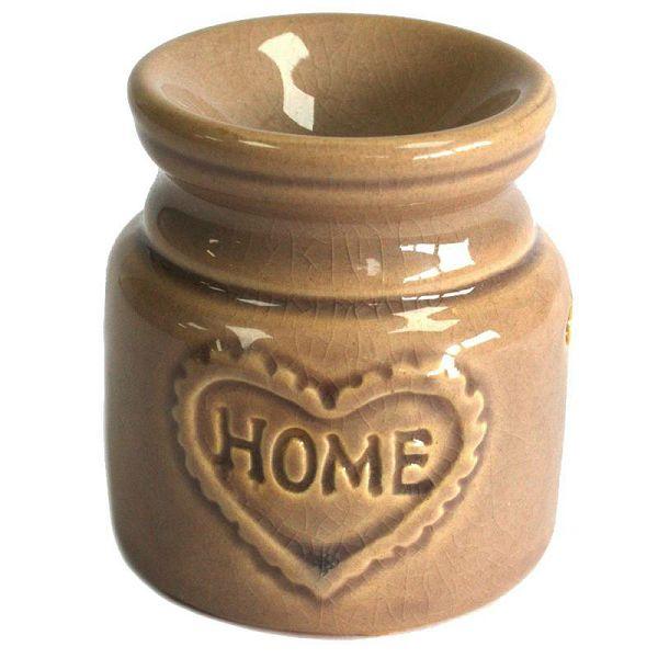 Home Oil Burner Grey