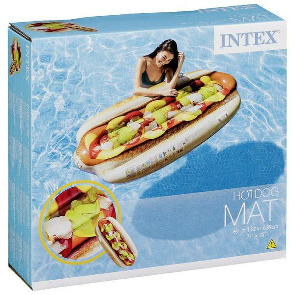 Hot Dog Pool Float