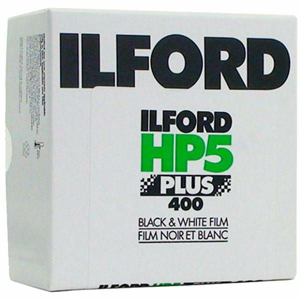 Ilford HP 5 plus 135/17m