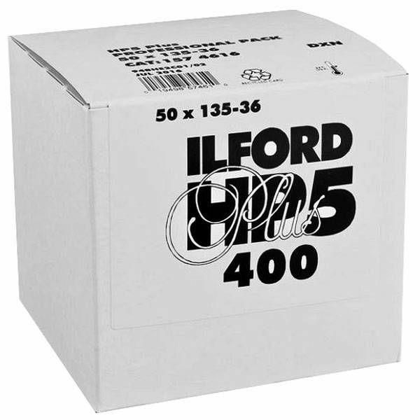 Ilford HP 5 plus 135/36 x50