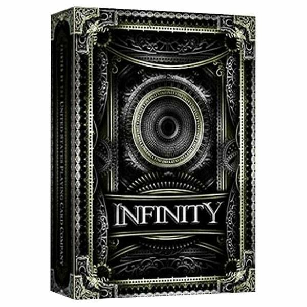 Infinity playing cards 2 edition
