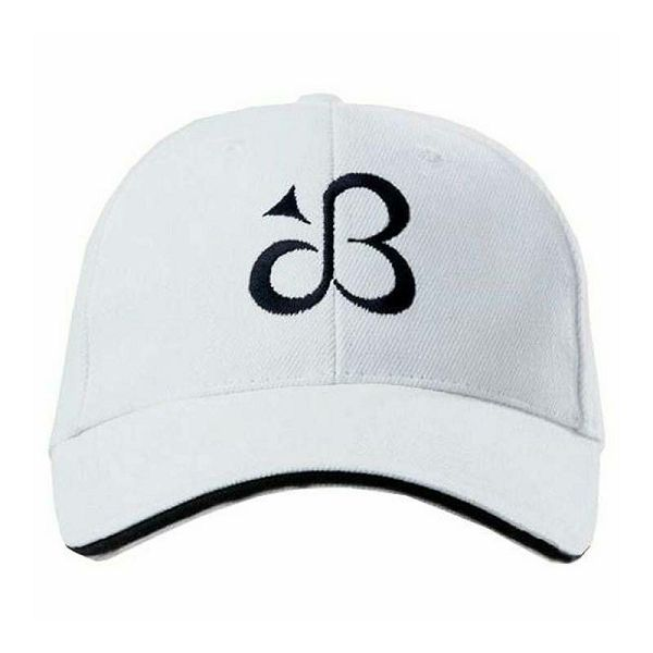 Just Bluff Cap White