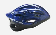 Kaciga Gladiator blue S