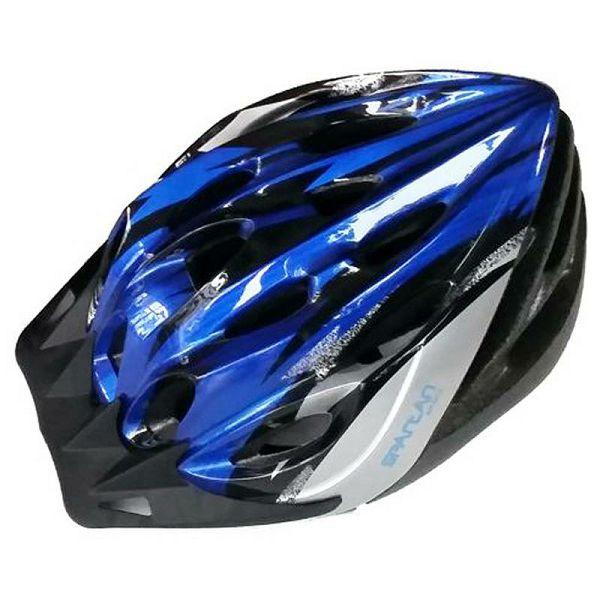 Kaciga za bicikl Tour Blue M