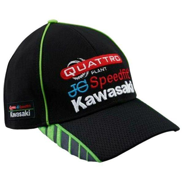 Kawasaki Cap Black/Green