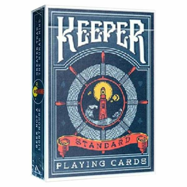 Keeper Deck Blue