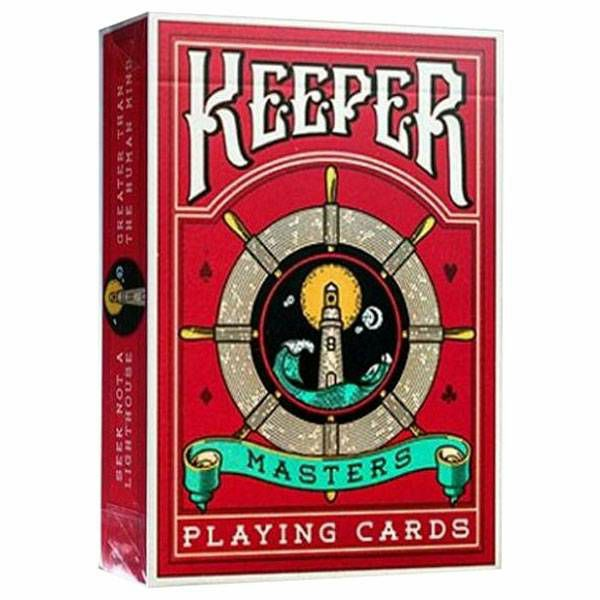 Keeper Deck Red