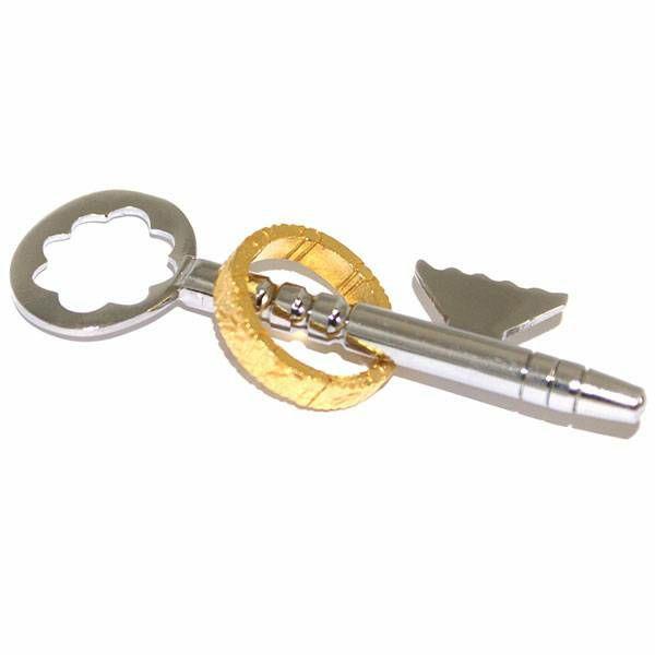 Key & Ring Mystery