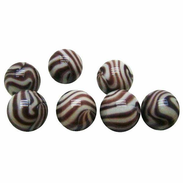 Klikeri Zebra  40 x 16 mm