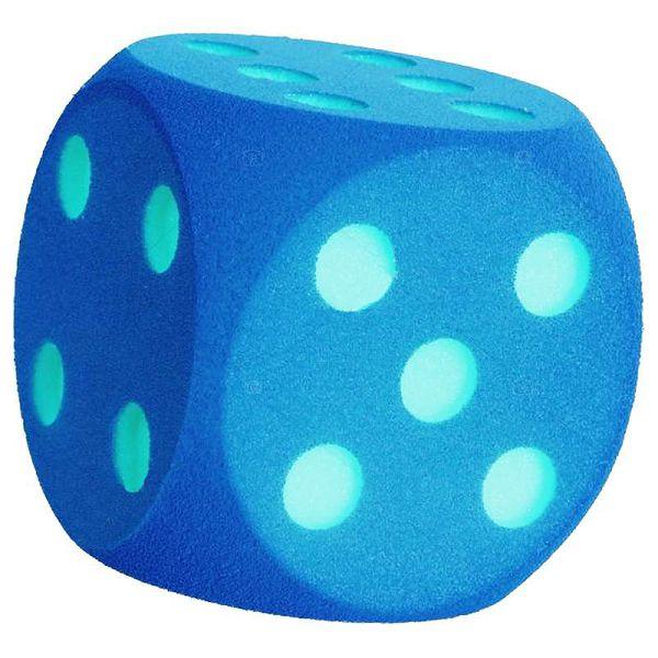 Kockica EVA plava 12 cm 1 kom.
