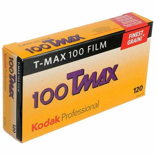 Kodak TMX 100 120 x5