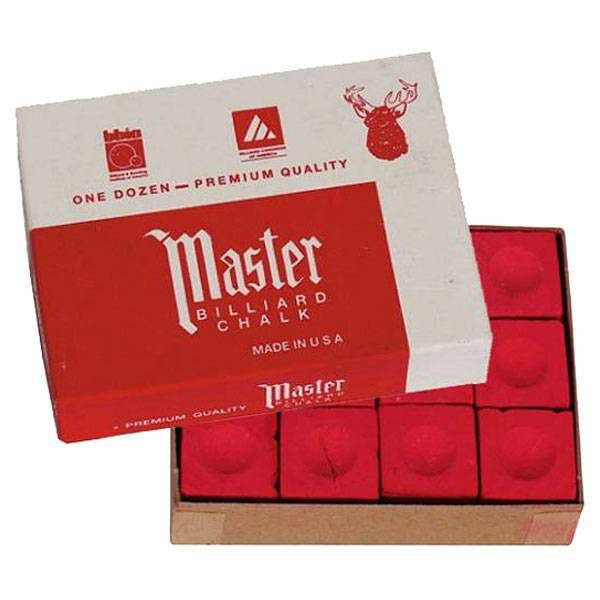 Kreda Master crvena 12 komada