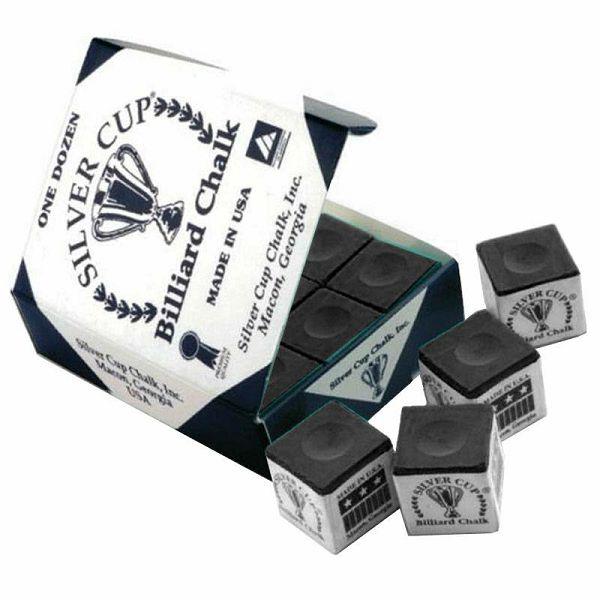 Kreda Silver Cup Black 12 komada