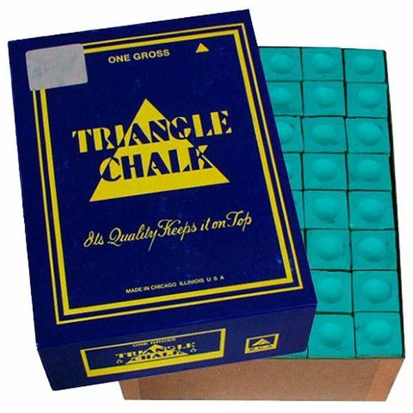 Kreda Triangle zelena 144 komada
