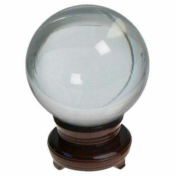 Kristalna kugla 15 cm
