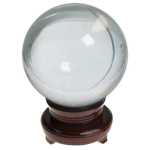 Kristalna kugla 6 cm 3390