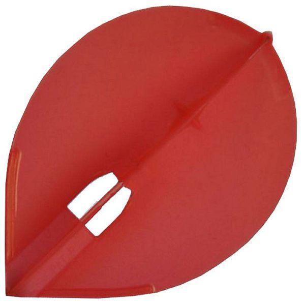 L-Flight Teardrop Red