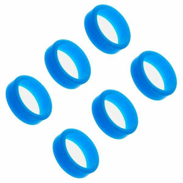 L-Rings Blue