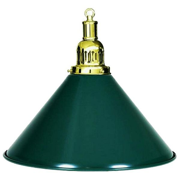 Lampa Moonlight zelena