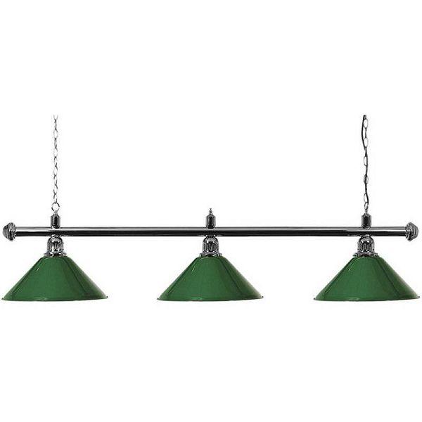 Lampa X3 Silver zelena 3 sjenila