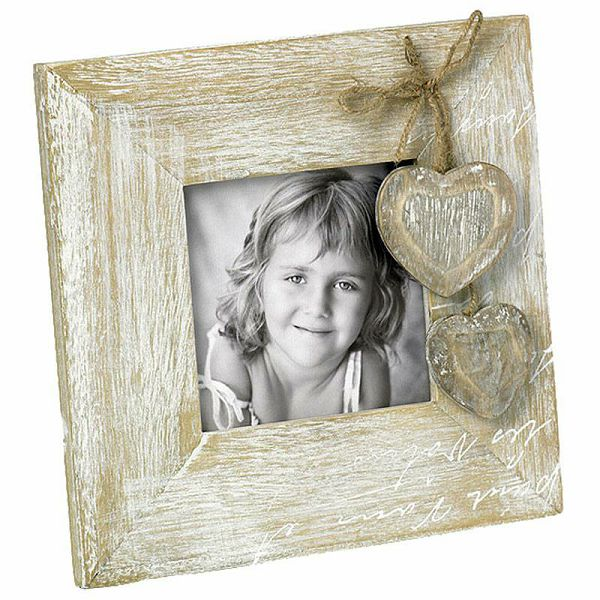 Le Coeur brown 9x9 Portrait QH909P