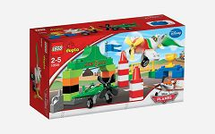 Lego 10510 Duplo Planes Ripslinger's Air Race