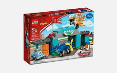 Lego 10511 Duplo Planes Skipper's Flight School