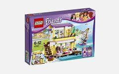 Lego 41037 Friends Stephanie's Beach House