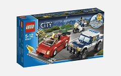 Lego 60007 City High Speed Chase