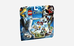 Lego 70114 Legends of Chima Sky Joust