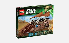 Lego 75020 Star Wars Jabba s Sail Barge