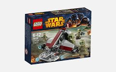 Lego 75035 Star Wars Kashyyyk Trooper