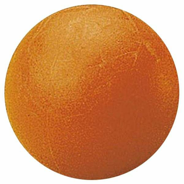 Loptica neon narančasta 34 mm 17 g