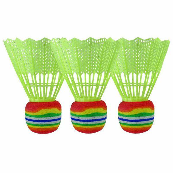 Loptice za badminton Neon 3 kom.