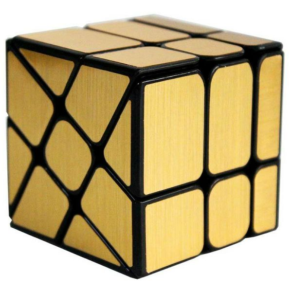 Magic Cube Gold 9x6x6