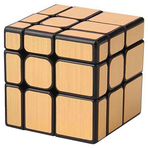 Magic Cube Gold 9x9x9