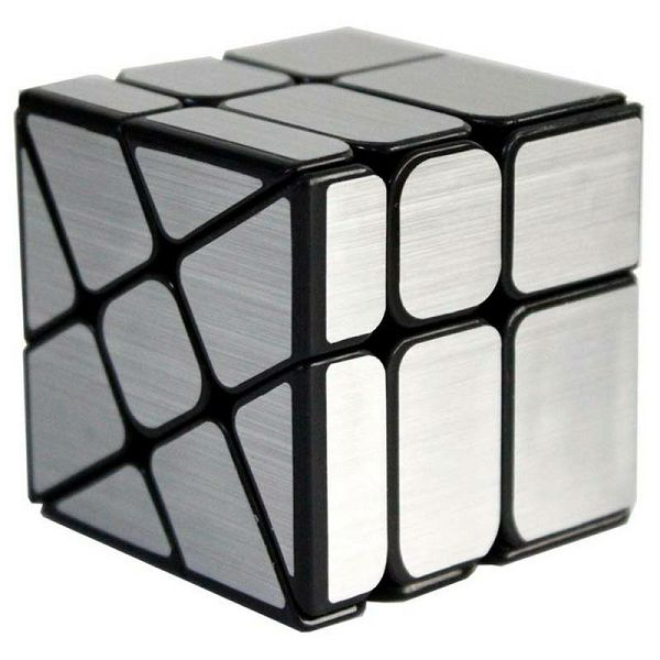 Magic Cube Silver 9x6x6