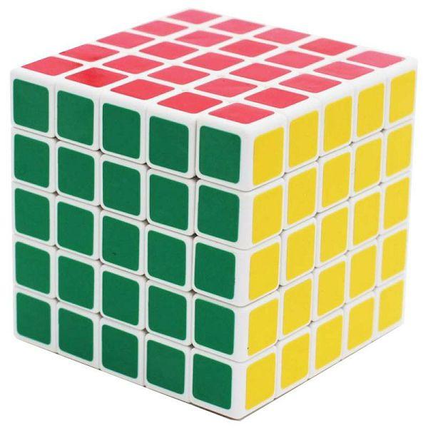 Magic Cube 5 x 5