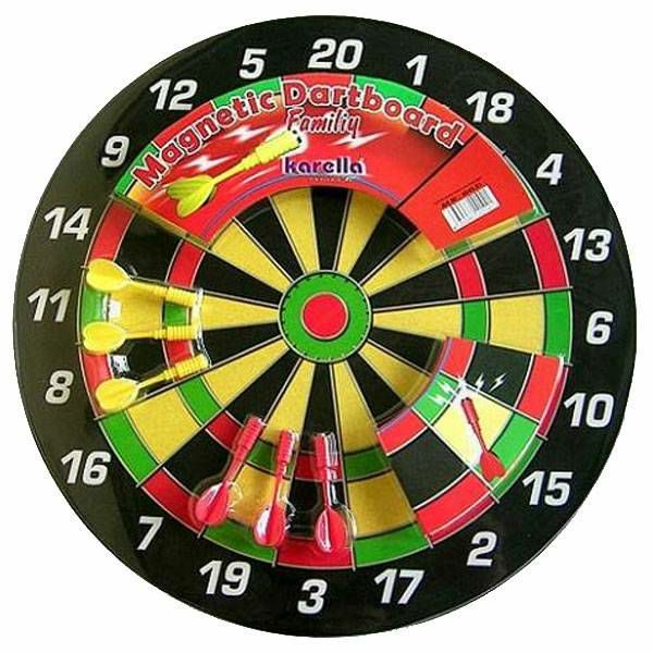 Magnet Dartboard Family