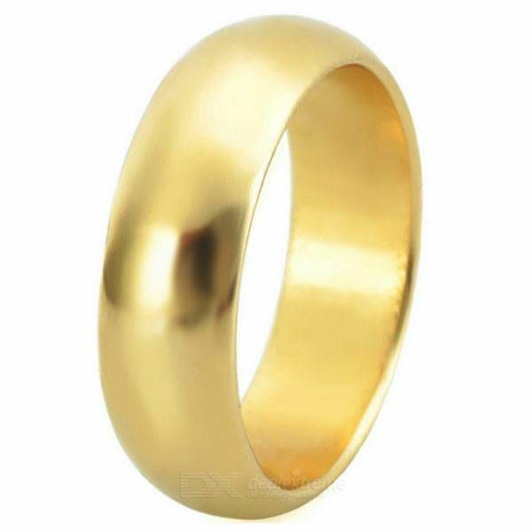 Magnetski prsten Gold 22 mm
