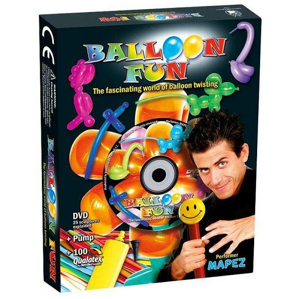 Mapez Balloon Fun Box Pro