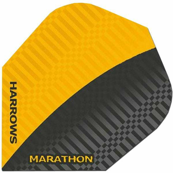 Marathon™ Standard Black & Orange
