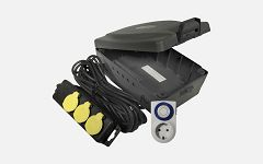 Masterplug Masterbox Outdoor Power Kit