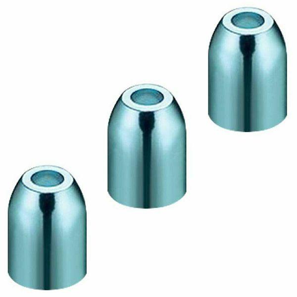 Metal Premium Champagne Rings Aqua
