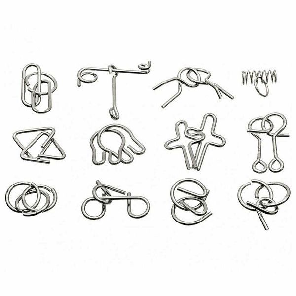 Metall Puzzles