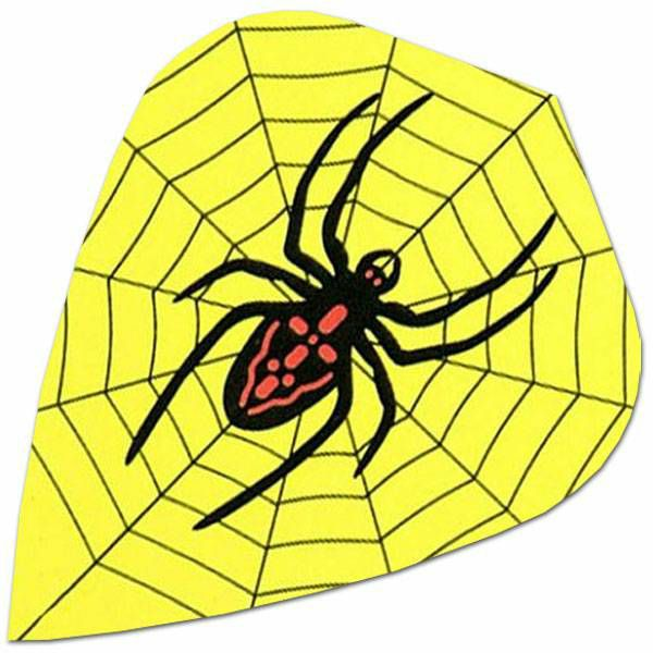 Metronic Kite Yellow Spider